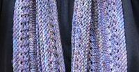 Free Pattern: A Grey Loop by Helen G. Free pattern, about 400 yards worsted weight yarn