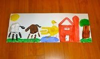 This is a fun craft for students to create. They can make and paint animals of the farm.
