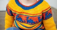 "Want to make this for David! Tot Toppers ""Diplodocus"" on Ravelry"