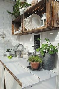 Having an outdoor kitchen can be a real treat, especially during summer. Designing and building one is not even that difficult. The cabinets are the most demand