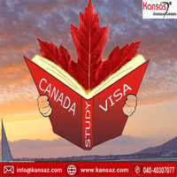 Get your education from world's best Canadian universities by obtaining a Canada Study visa. To know more, speak to the study visa experts. Check our website @ www.kansaz.com. Telephonic counselling visit @ https://www.kansaz.com/enquiry/telephone-c...