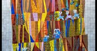 Mary Blair Mosaic