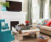 """Wait and See  """"Take your time. Live in a new house for at least six months before making decorating decisions."""" -- Janna A. Lufkin, interior designer"""