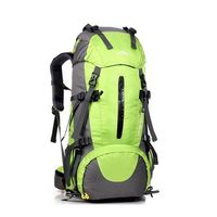 50L OUTDOOR CLIMBING BACKPACK WATERPROOF HIKING CAMPING TRAVEL MOUNTAINEERING BAG