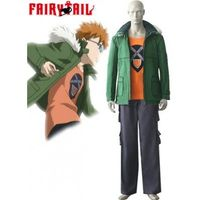 Fairy Tail Loke Cosplay Costume for sale at eshopcos.com