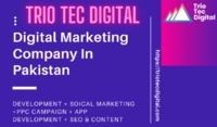 Trio Tec digital marketing company in Pakistan offers online digital services in the Pakistan for helping and support business in any niche. https://triotecdigital.com/
