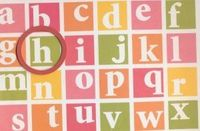 This is an easy-to-make alphabet recognition activity for preschool or kindergarten classrooms.