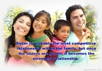 Awesome family quote on image free