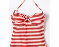Boden Hoop Detail Tankini, Fruit Punch/Ivory 33943473 Take the plunge with our new tankini, perfect for those who like a little more coverage. Clever details include detachable straps and soft moulded cups. http://www.comparestoreprices.co.uk//boden-hoop-...
