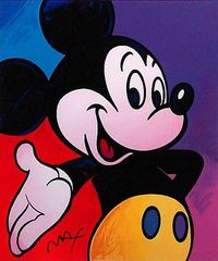 Disney: Mickey Mouse Suite IV ~ Peter Max