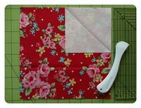 Sugar Flowers Quilt - Quilting In The Rain