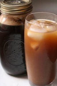 How to Cold-Press Coffee without special equipment for iced coffees