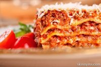 This slow cooker lasagna recipe gets its flavor from high quality cheese. Lower fat turkey cuts fat and calories, leaving you something healthy and delicious.