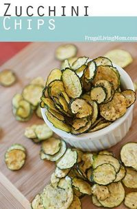 This Post Contains Affiliate Links - Disclosure PolicyZucchini Chips Oh MY Goodness.. These Salt and Pepper Zucchini Chips areSO good. Full of flavors, slightly