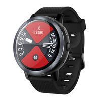 JSBP Z29 4G 3+32G GPS WIFI 2MP HD Camera Watch Phone 1.39'' AMOLED Full Color Screen IP67 Waterproof Heart Rate Monitor Barometric Customized Watch Faces Fitness Sports Smart Watch