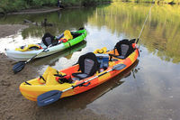 Family, Tandem, Kids and Fishing Kayaks for Sale in Brisbane