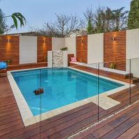 Adelaide Glass Pool Fencing  Installing glass pool fences gives you unobstructed views of your swimming pool as compared to conventional pool fencing. Contact us for a consultation.
