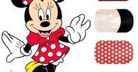 DIY Disney Nail Art (Jamberry nail wraps)