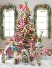 candy-land tree