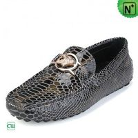 Seattle Mens Leather Driving Moccasins CW715018