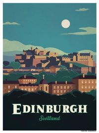 Image of Edinburgh Poster