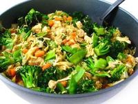 Chicken and Veggie Stir Fry #weightwatchers