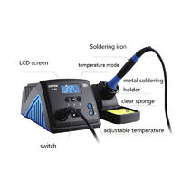 ATTEN ST-80 80W Lead-free Anti-static High End Intelligent Rework Soldering Station