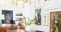 Emily Henderson, Target's Home Style Expert, shares her new Los Angeles home with Domino. Come on the Emily Henderson home tour to see why she has taken the hom