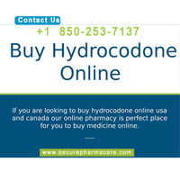 Buy Hydrocodone 10-325mg online in usa without prescription.Free overnight delivery available within USA.