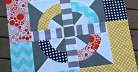 Quilt block tutorial