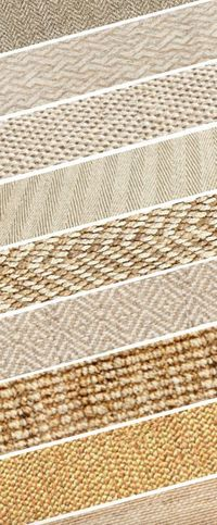 Sisals, seagrass, jute and more rugs