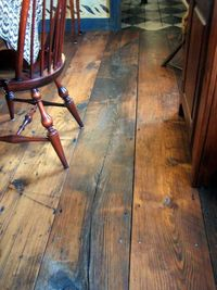 wide planks - I love this look SO much!