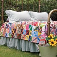 Friday Free Quilt Patterns: Scrappity-Do-Dah! | McCall's Quilting Blog