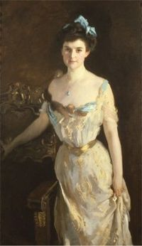 Ellen Sears Amory Anderson Curtis by John Singer Sargent, 1903