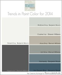 Trends-in-Paint-Color-for-2014-Remodelaholic.jpg 2,666�—3,228 pixels