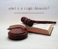 Legal Advocacy of the court using the legal system to bring the legal case in court by putting forward an argument. To able to put forward and persuasive a case.