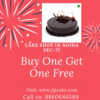 One of the Best Online/offline Cake delivery Shop in Noida, we are offering same day delivery in one hours. our shop is available in NOIDA SECTOR -75. Order Now!! Fresh & Eggless cake are available here. Visit: www.jijicake.com Call us: 8860646580