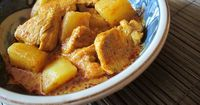 Coconut Chicken Curry - Crock Pot. Made this week and is sooooooooooo good! I didn't put the extra cup of broth but added chicken bullion to the coconut milk instead. I also used just curry power(about 4tsp) and several shakes of red pepper fl...