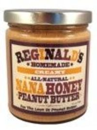 Reginald's Homemade nut butters - made in Manakin-Sabot, Virginia #madeintheusa #virginia