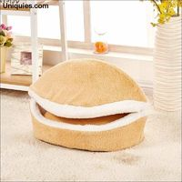 Cat Hamburger Bed $39.95