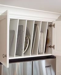Follow us as we walk you through this beautiful kitchen makeover. This article features great storage ideas, fantastic design concepts, cool appliances, and eve