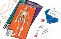 Learning Resources Skeletons In The Closet Game LER3331 Skeletons-In-The-Closet-game-Learning-Resources-LER3331-This-game-makes-learning-the-names-location-and-relationships-of-the-major-human-bones-fun-and-therefore-aids-memory-The-first-to-build-their-o...