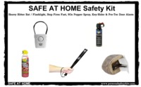 """Safe At Home"" Safety Kit $89.95"