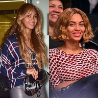 Beyonce Gets A Wavy Bob through One of The Hair Salons and Surprises Her Fans!