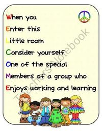 FREE Back to School - Welcome Poster Pack from Nicki's Desk on TeachersNotebook.com (5 pages)