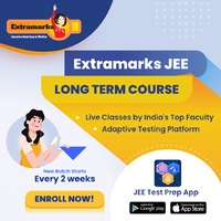 Extramarks Provide JEE Long Term Course By Top Educators.
