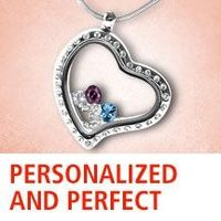 For the mom who is one of a kind...gLockets // Scheels
