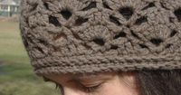 Nice hat pattern I will definitely try it.