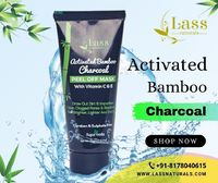 Buy Activated Bamboo Charcoal Peel Off Mask