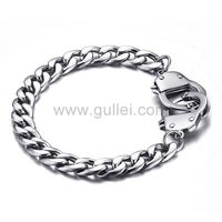 Gullei.com Personalized HandCuffs Promise Bracelet for Men